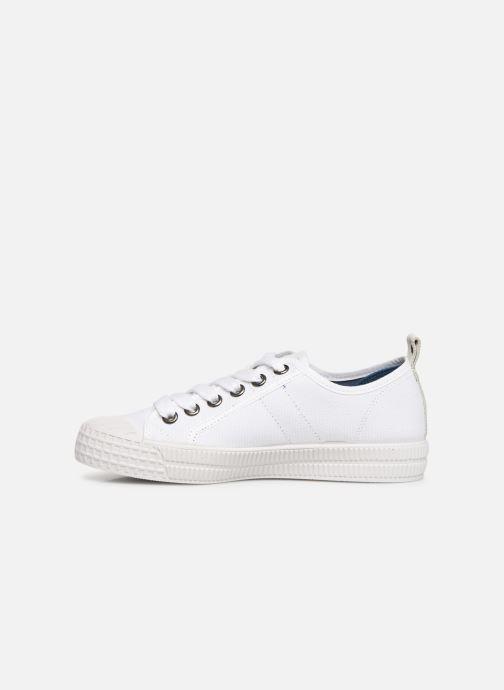 Sneaker Pataugas Piment C weiß ansicht von vorne