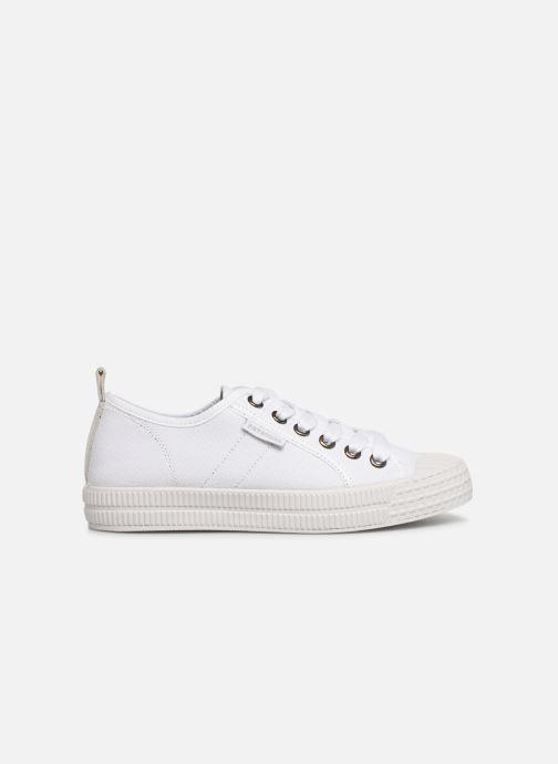 Sneaker Pataugas Piment C weiß ansicht von hinten