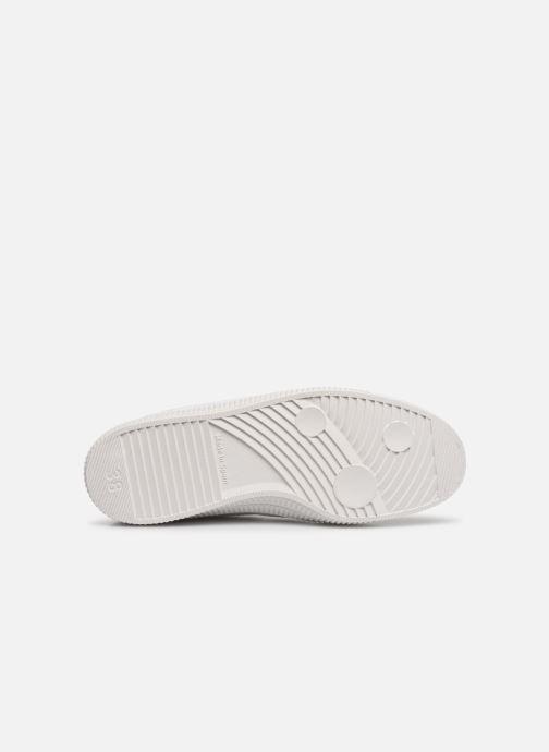 Sneaker Pataugas Piment C weiß ansicht von oben
