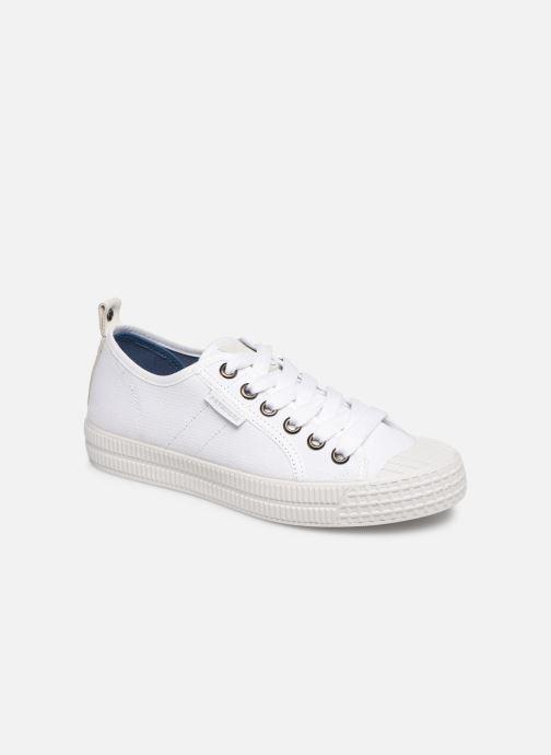 Sneaker Pataugas Piment C weiß detaillierte ansicht/modell