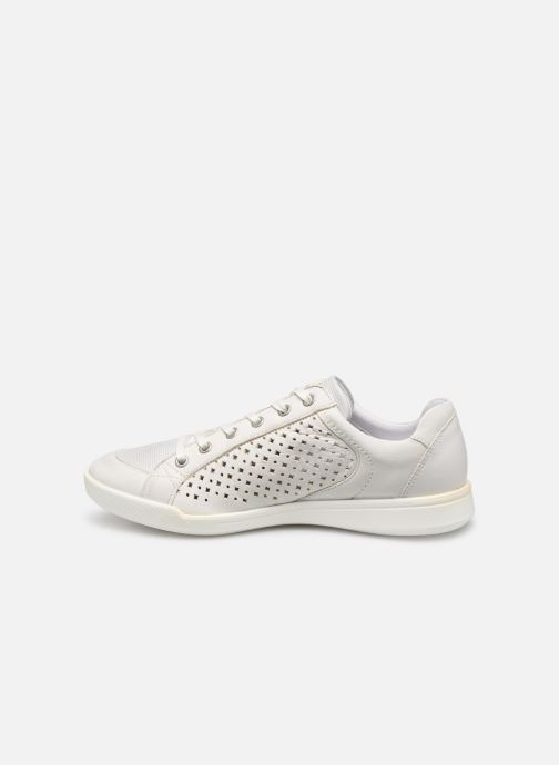 Sneakers Pataugas Pacha C Wit voorkant