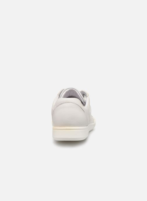 Sneakers Pataugas Pacha C Wit rechts
