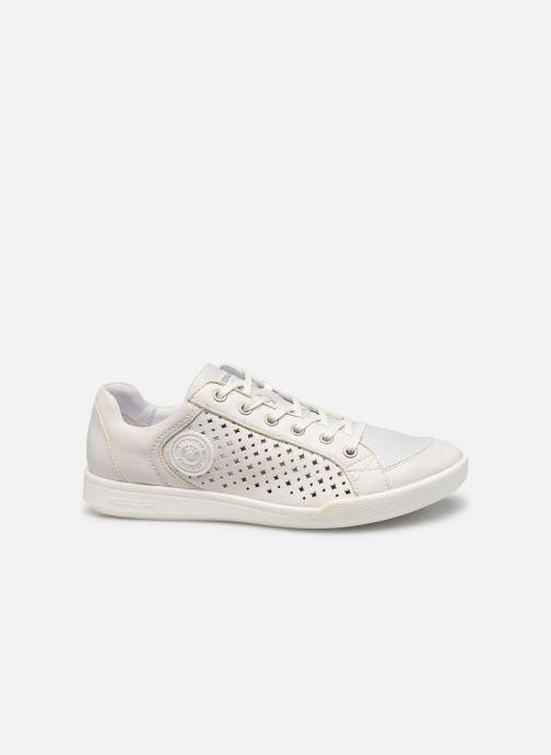 Sneakers Pataugas Pacha C Wit achterkant