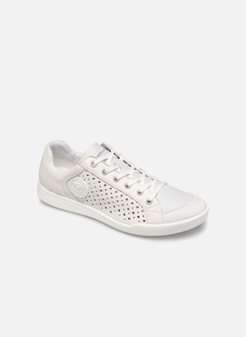 Sneakers Pataugas Pacha C Wit detail