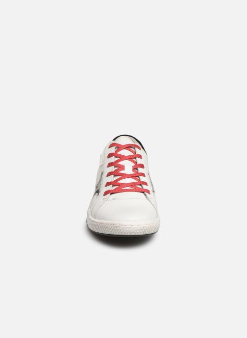 Baskets Pataugas Jold C Blanc vue portées chaussures