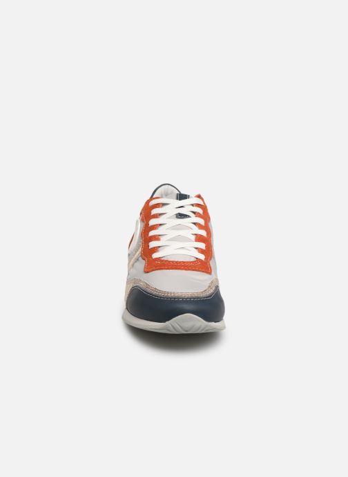 Baskets Pataugas Idol/Mix C Multicolore vue portées chaussures