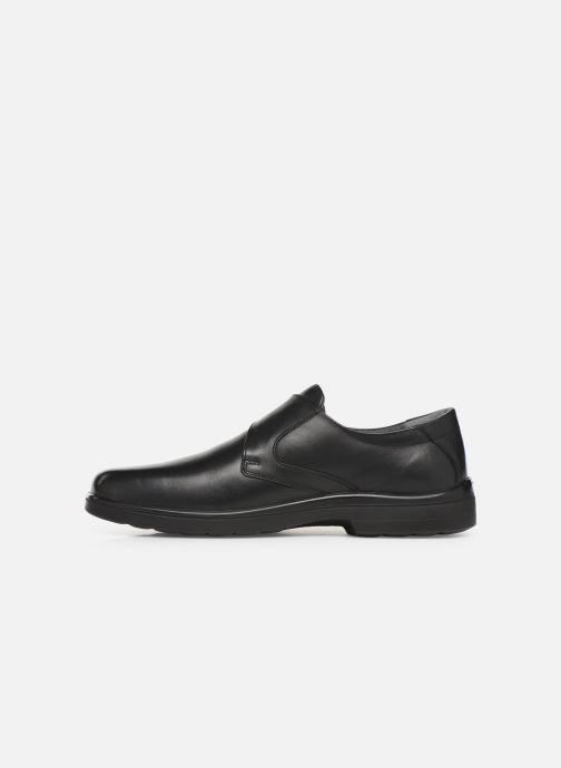 Chaussures à scratch Sledgers Benedict C Noir vue face