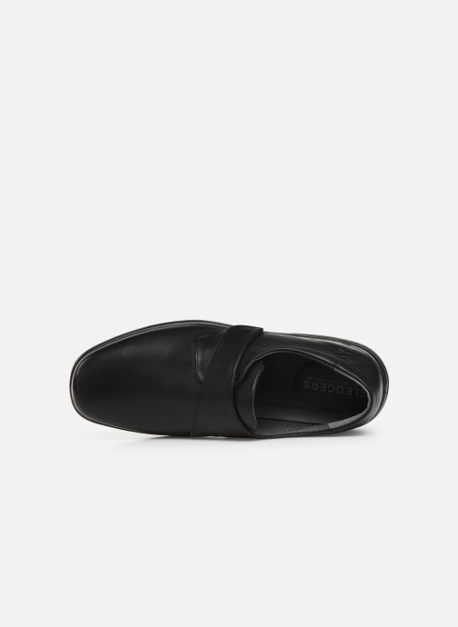 Chaussures à scratch Sledgers Benedict C Noir vue gauche