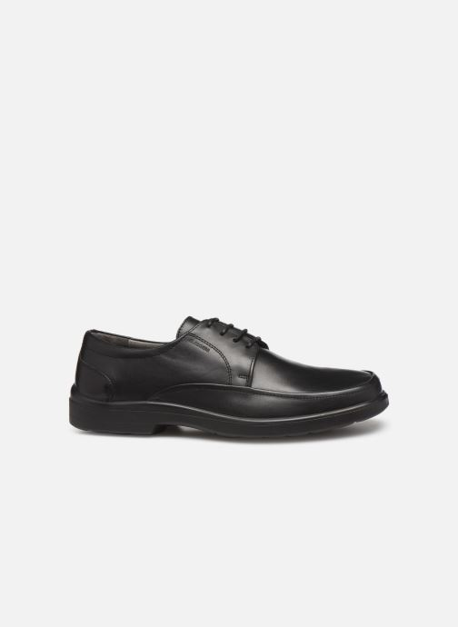 Sledgers À Chaussures Black C Gaf Lacets Leather 9DH2YIWE