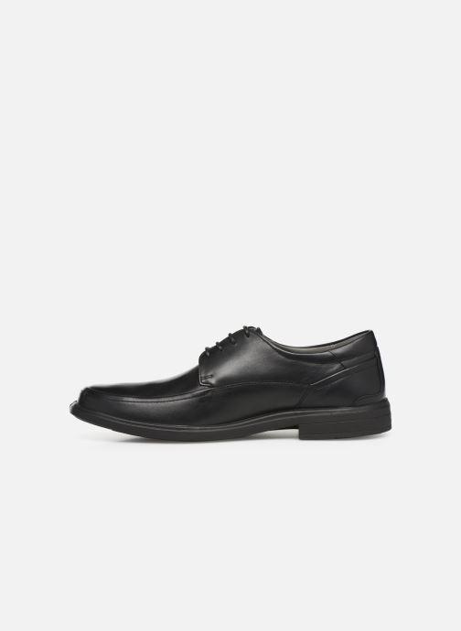 Lace-up shoes Sledgers Joke C Black front view