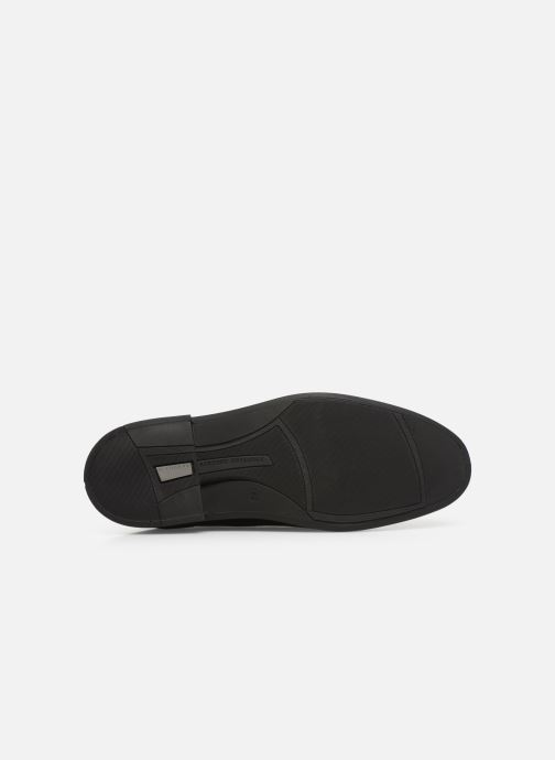 Lace-up shoes Sledgers Joke C Black view from above