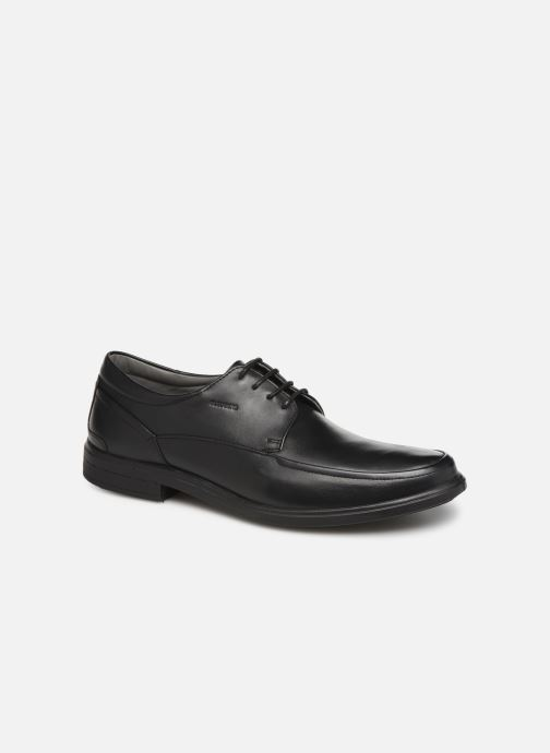 Lace-up shoes Sledgers Joke C Black detailed view/ Pair view