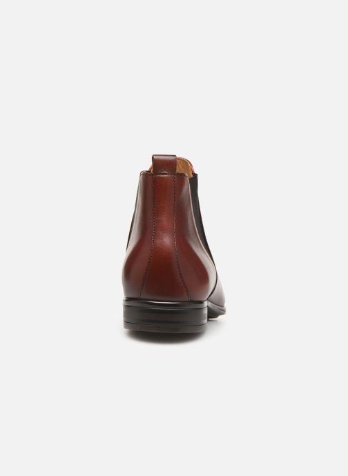 Bottines et boots Sledgers Chamonix C Marron vue droite