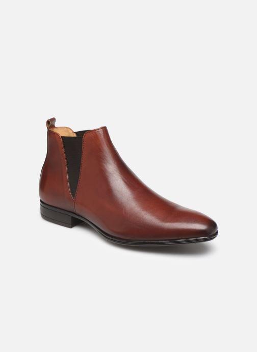 Bottines et boots Sledgers Chamonix C Marron vue détail/paire