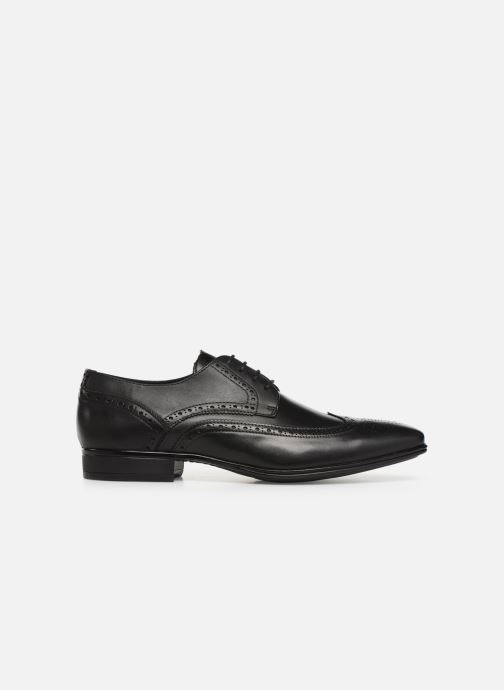 Lace-up shoes Sledgers Albi C Black back view