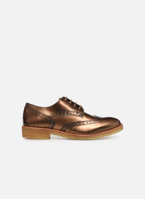 Chaussures à lacets TBS Arysonn Marron vue derrière