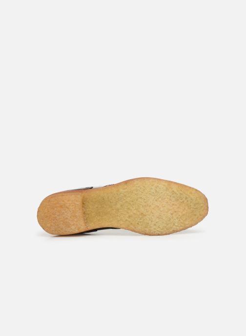 Chaussures à lacets TBS Arysonn Marron vue haut