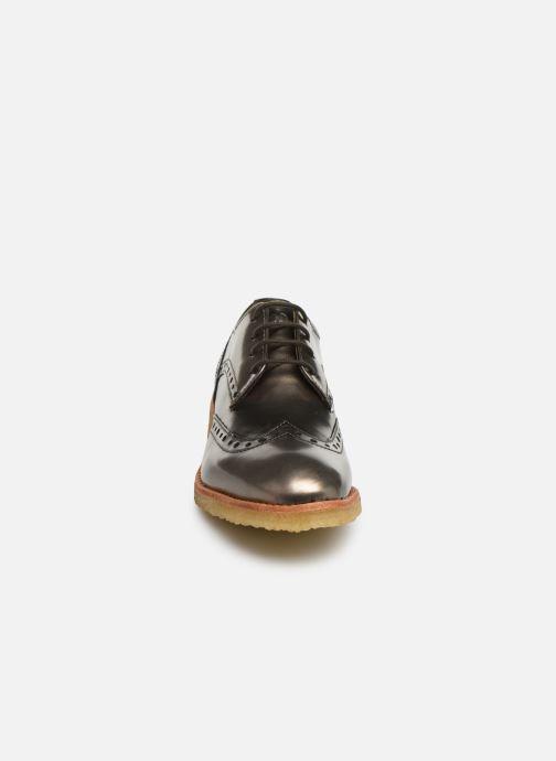 Chaussures à lacets TBS Arysonn Or et bronze vue portées chaussures