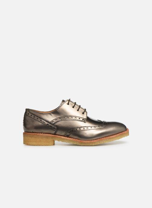 Chaussures à lacets TBS Arysonn Or et bronze vue derrière
