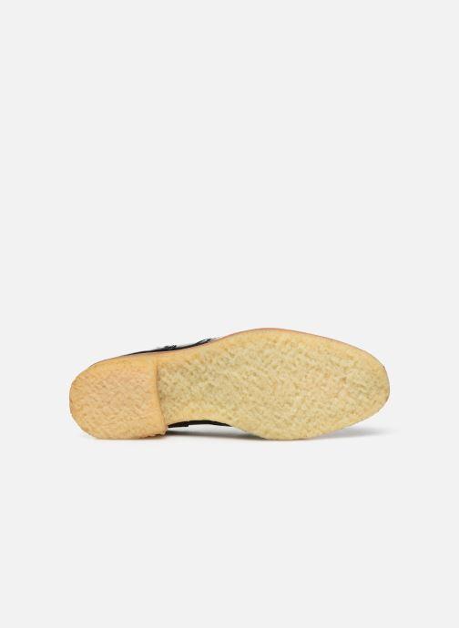 Zapatos con cordones TBS Arysonn Negro vista de arriba