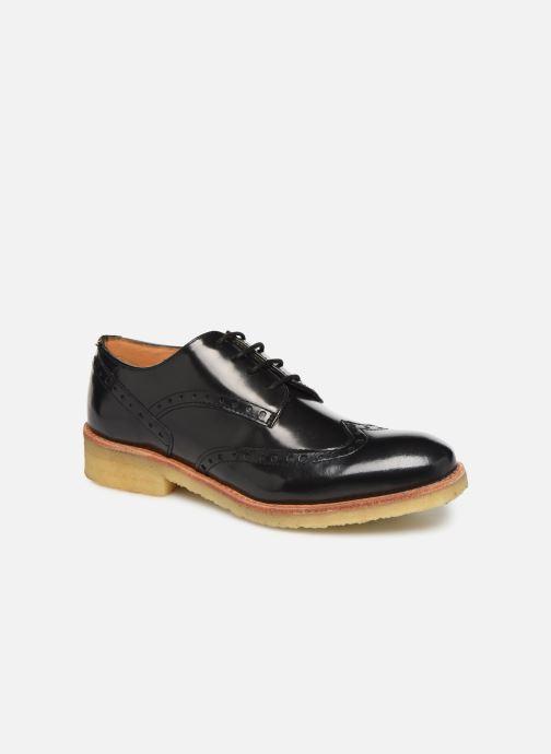 Zapatos con cordones TBS Arysonn Negro vista de detalle / par