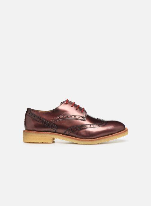 Chaussures à lacets TBS Arysonn Rose vue derrière