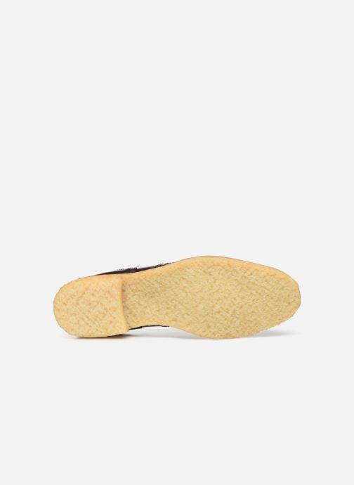 Chaussures à lacets TBS Arysonn Rose vue haut