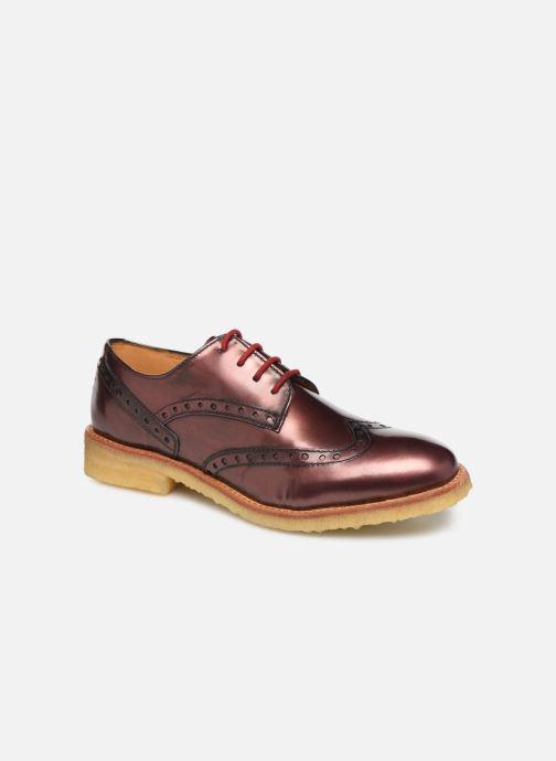 Zapatos con cordones TBS Arysonn Rosa vista de detalle / par