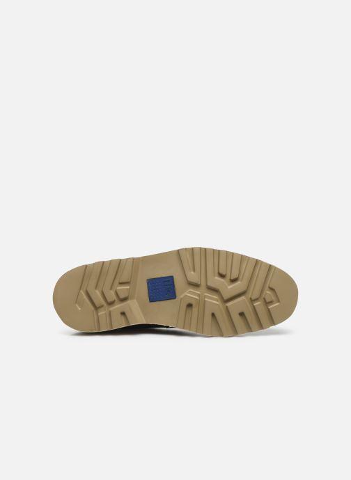 Scarpe con lacci TBS Camanot Azzurro immagine dall'alto
