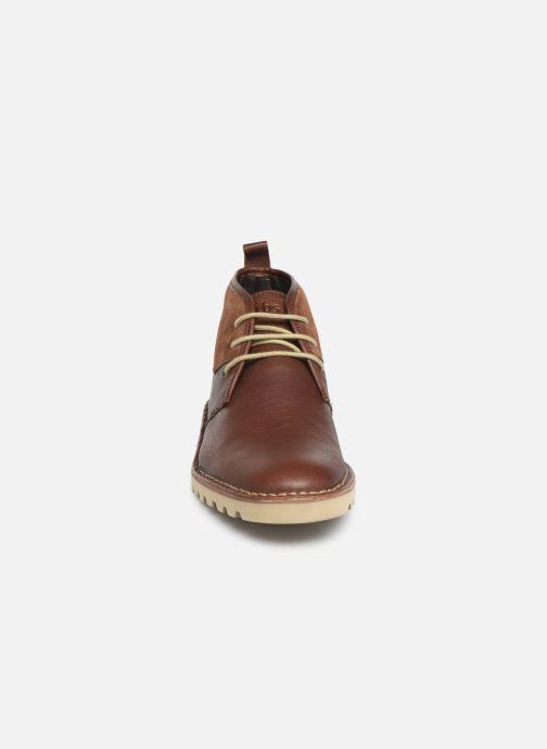 Bottines et boots TBS Campbel Marron vue portées chaussures