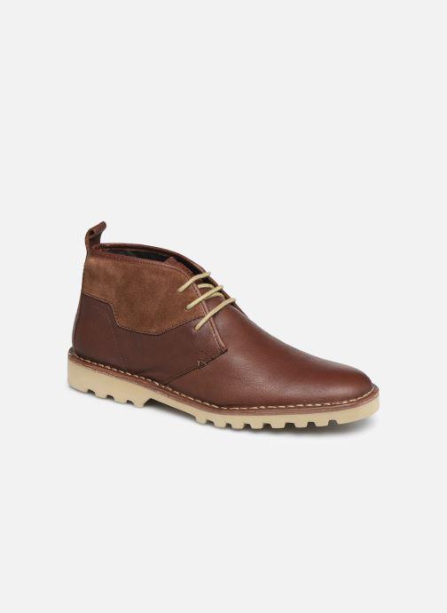 Bottines et boots TBS Campbel Marron vue détail/paire