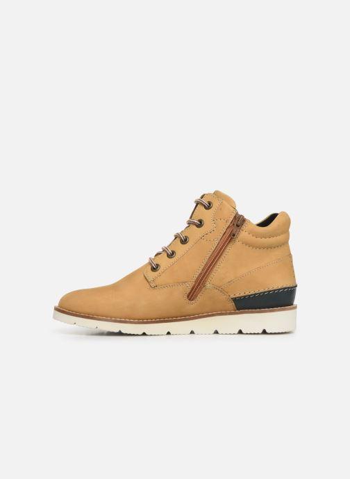 Stiefeletten & Boots TBS Carioca gelb ansicht von vorne