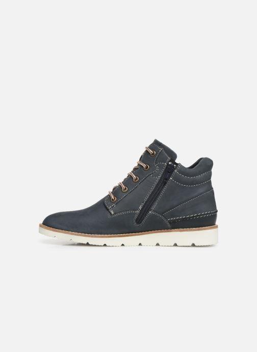 Boots en enkellaarsjes TBS Carioca Blauw voorkant