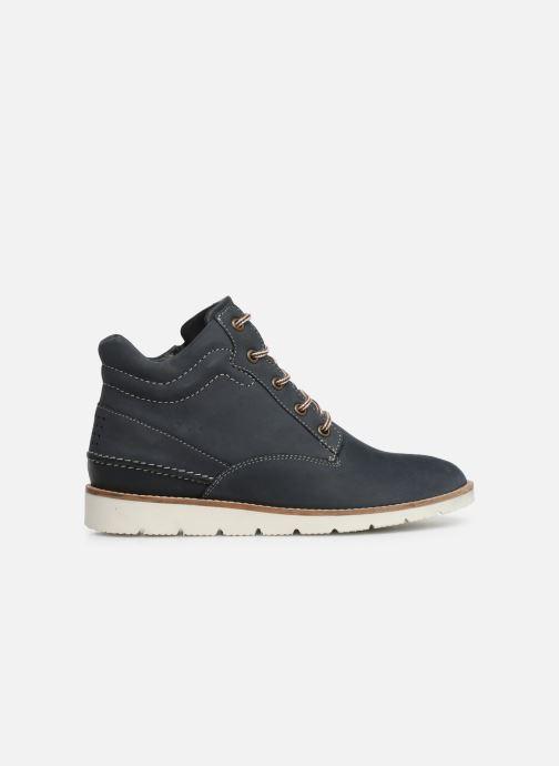 Boots en enkellaarsjes TBS Carioca Blauw achterkant
