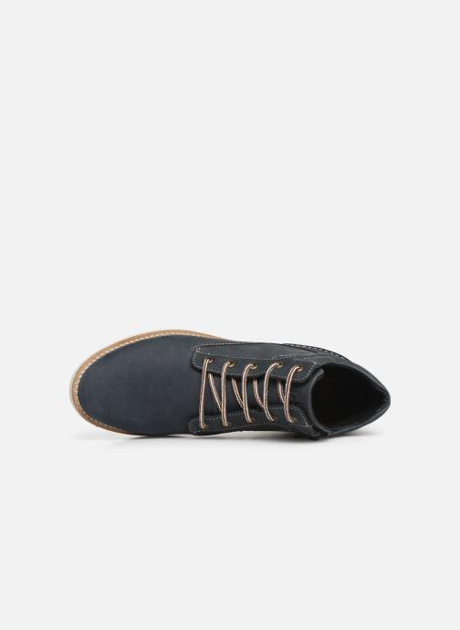 Stiefeletten & Boots TBS Carioca blau ansicht von links