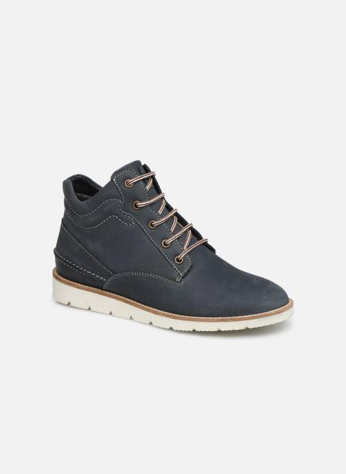 Boots en enkellaarsjes TBS Carioca Blauw detail