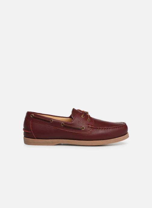 Chaussures à lacets TBS Clipper Bordeaux vue derrière