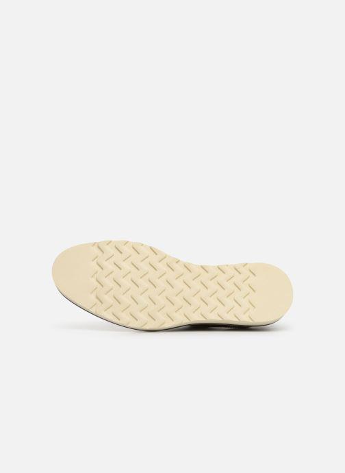 Chaussures à lacets TBS Montova Marron vue haut