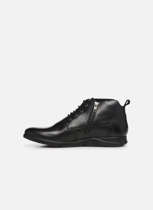 Chaussures à lacets TBS Radford Noir vue face