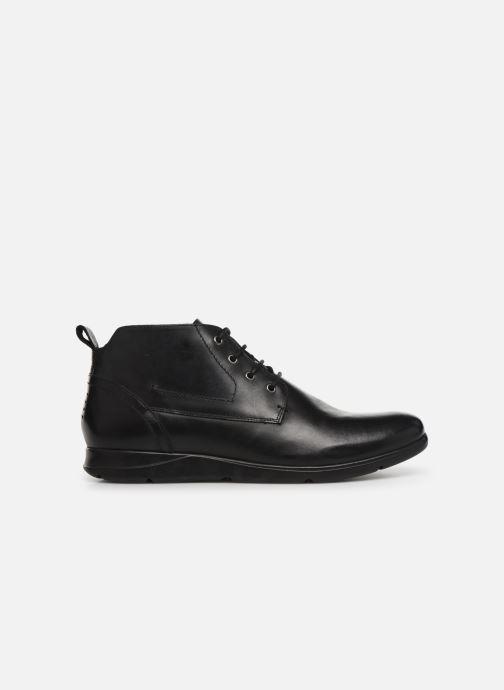 Chaussures à lacets TBS Radford Noir vue derrière