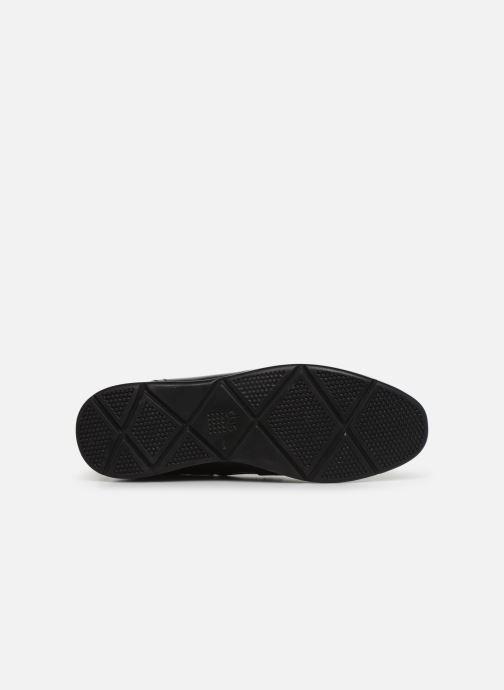 Chaussures à lacets TBS Radford Noir vue haut