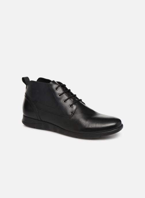 Chaussures à lacets TBS Radford Noir vue détail/paire