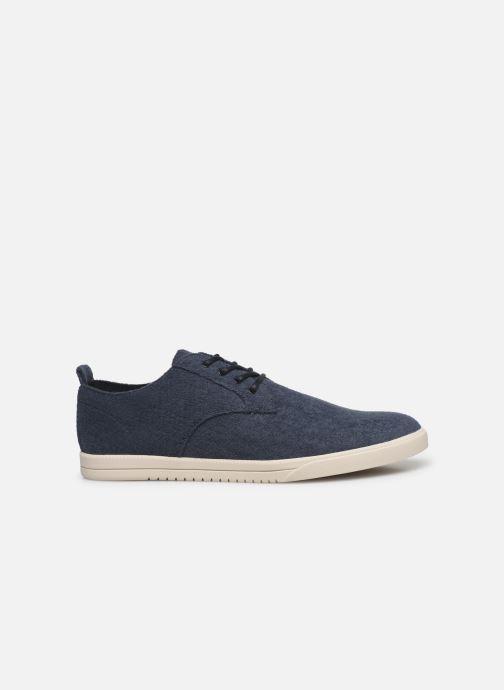 Sneakers Clae Ellington Textile Azzurro immagine posteriore
