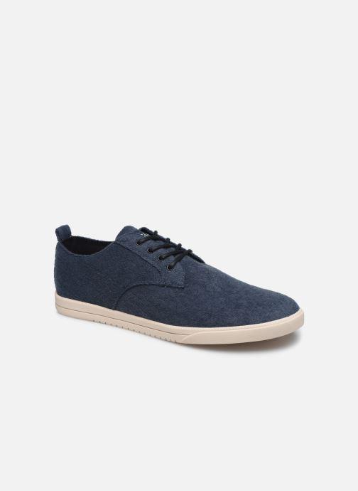 Sneakers Clae Ellington Textile Azzurro vedi dettaglio/paio
