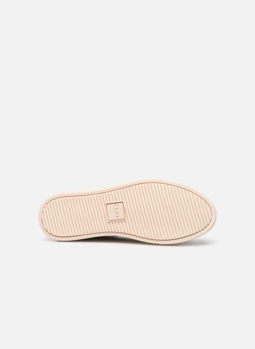 Sneakers Clae Bradley Mid Bruin boven