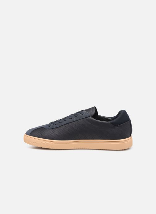 Sneakers Clae Noah Zwart voorkant