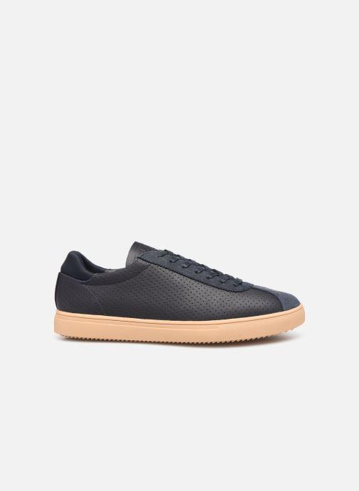 Sneakers Clae Noah Zwart achterkant