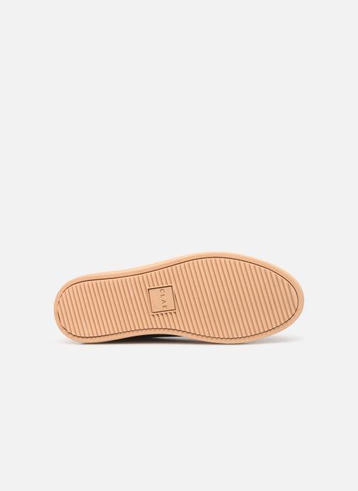 Sneakers Clae Noah Zwart boven