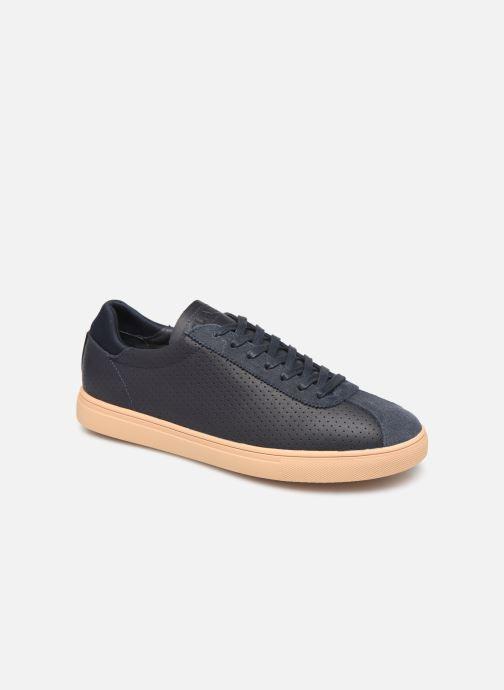 Sneakers Clae Noah Zwart detail