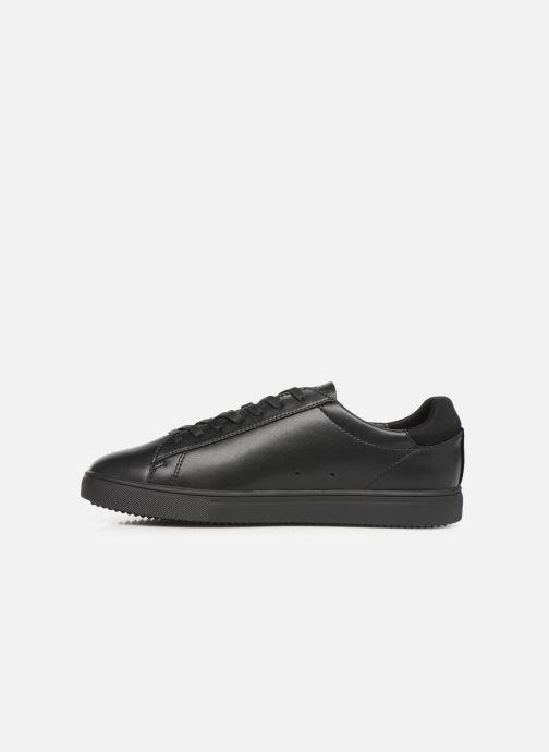 Sneaker Clae Bradley M schwarz ansicht von vorne